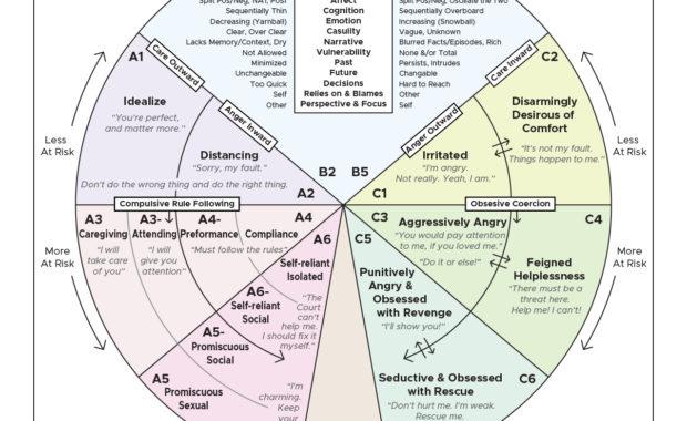 The Conflict Model Circumplex